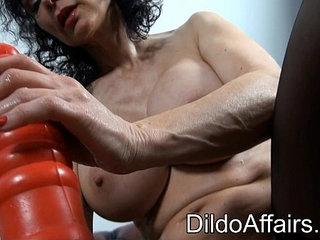 dildo for milf